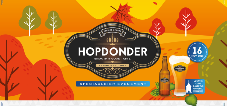 Hopdonder 16 november 2019