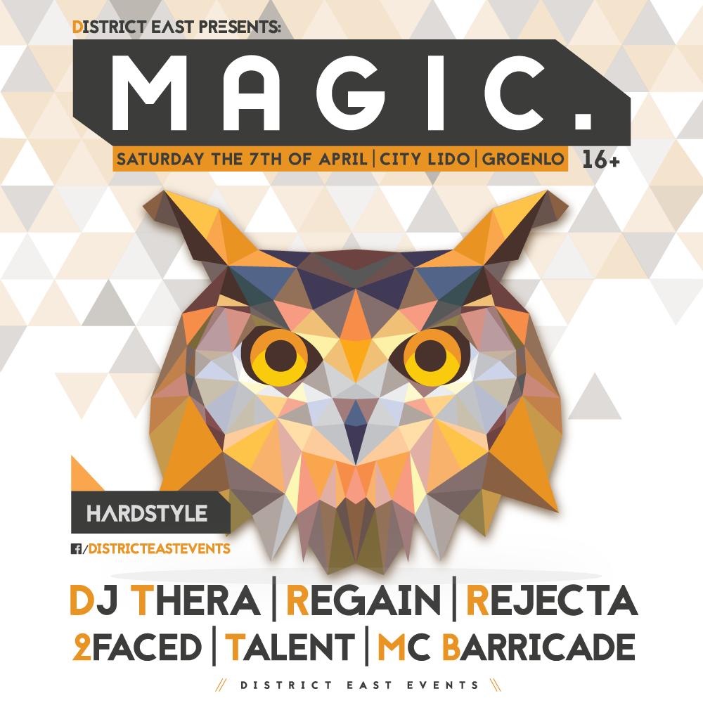 Magic Indoor – 7 April
