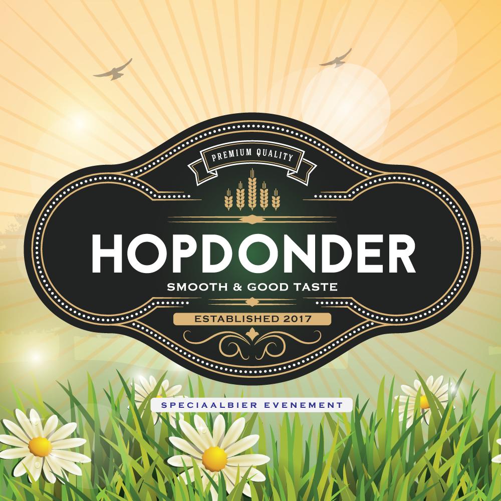 Hopdonder – Speciaalbier evenement 11 mei 2019