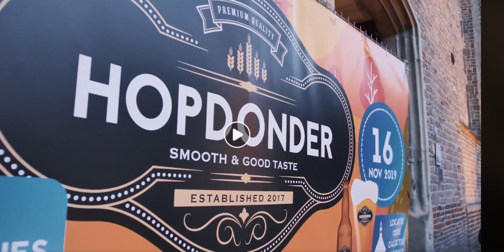 Bekijk hier de aftermovie van Hopdonder 2019