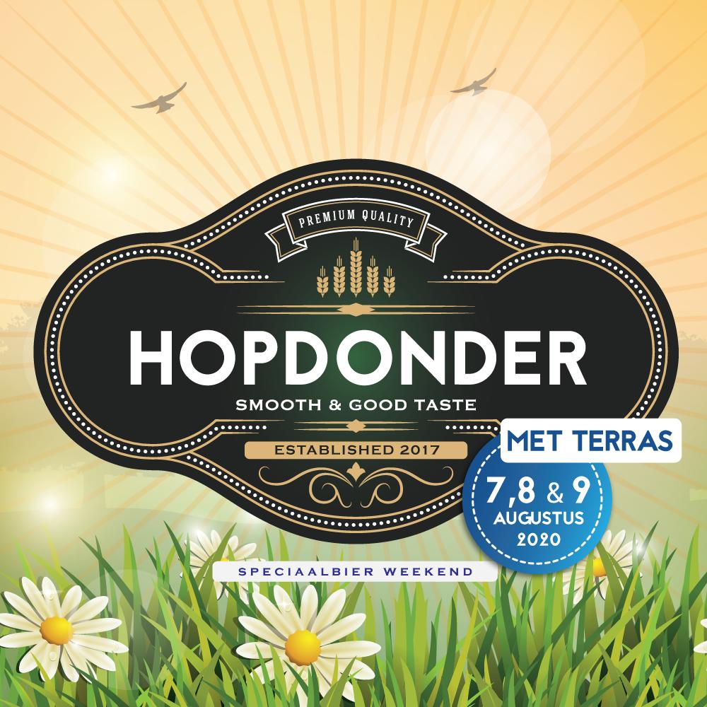 Hopdonder speciaalbier weekend 🍻